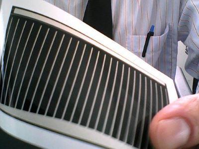 CIGS Solarzelle