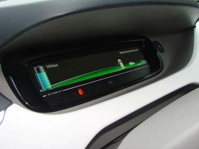 Elektroauto Reichweite