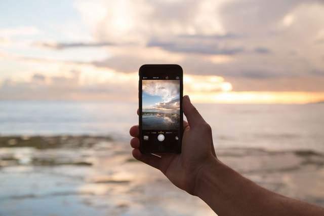 smartphone licht