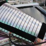 Solarmodule aus dem Drucker