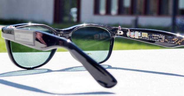 Solar Sonnenbrille