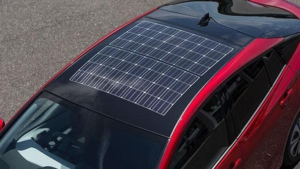 panasonic fordert mehr solarzellen auf autod chern. Black Bedroom Furniture Sets. Home Design Ideas
