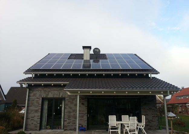 Photovoltaik Inbetriebnahme
