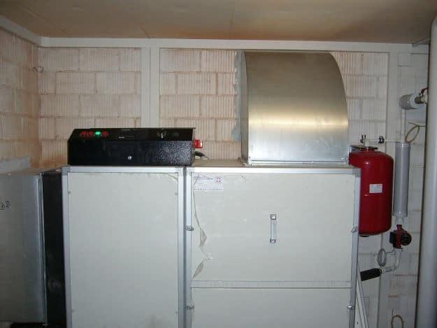 luftwärmepumpe test