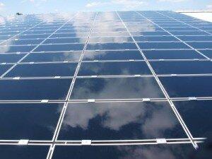 Dünschicht Module von First Solar